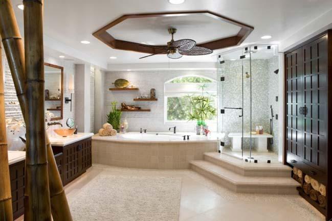 phong tam dep voi thiet ke thu gian 15 Cùng nhìn qua 16 mẫu phòng tắm đẹp với thiết kế thư giãn