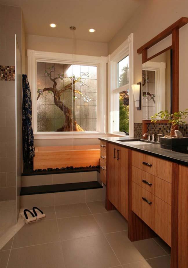 phong tam dep voi thiet ke thu gian 16 Cùng nhìn qua 16 mẫu phòng tắm đẹp với thiết kế thư giãn