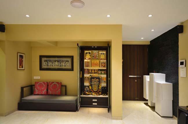 can ho chung cu voi thiet ke noi that hien dai 02 Thiết kế căn hộ chung cư với nội thất ấm cúng