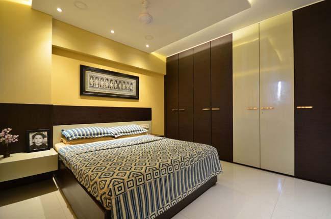 can ho chung cu voi thiet ke noi that hien dai 11 Thiết kế căn hộ chung cư với nội thất ấm cúng