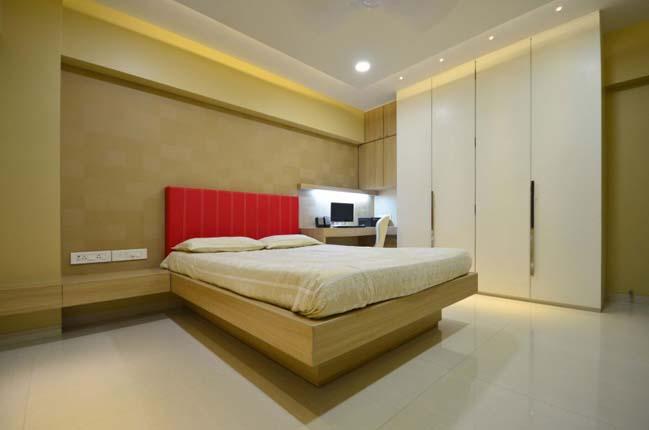 can ho chung cu voi thiet ke noi that hien dai 13 Thiết kế căn hộ chung cư với nội thất ấm cúng