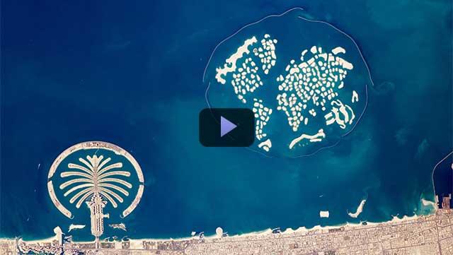 World Islands: Quần đảo nhân tạo bản đồ thế giới tại Dubai