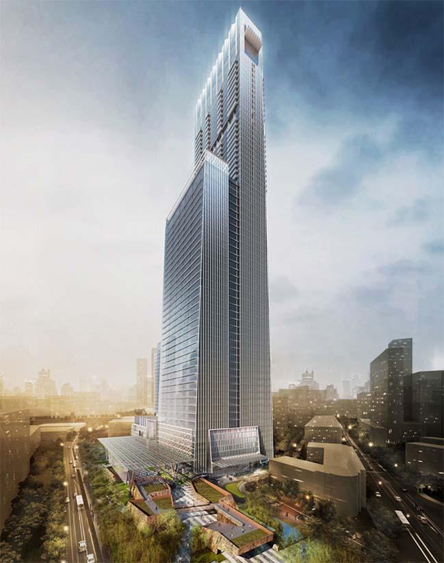 Khám phá kiến trúc của tòa nhà cao nhất Singapore