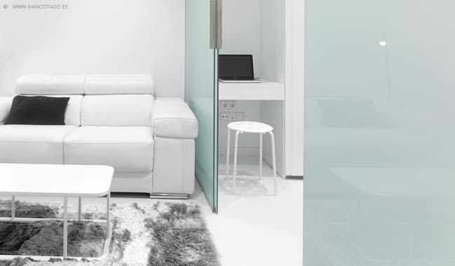 Nội thất sáng tạo cho nhà nhỏ đẹp 28m2