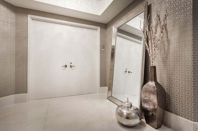 can ho penthouse voi thiet ke sang trong 12 Thiết kế kiến trúc và thiết kế nội thất sang trọng cho căn hộ penthouse