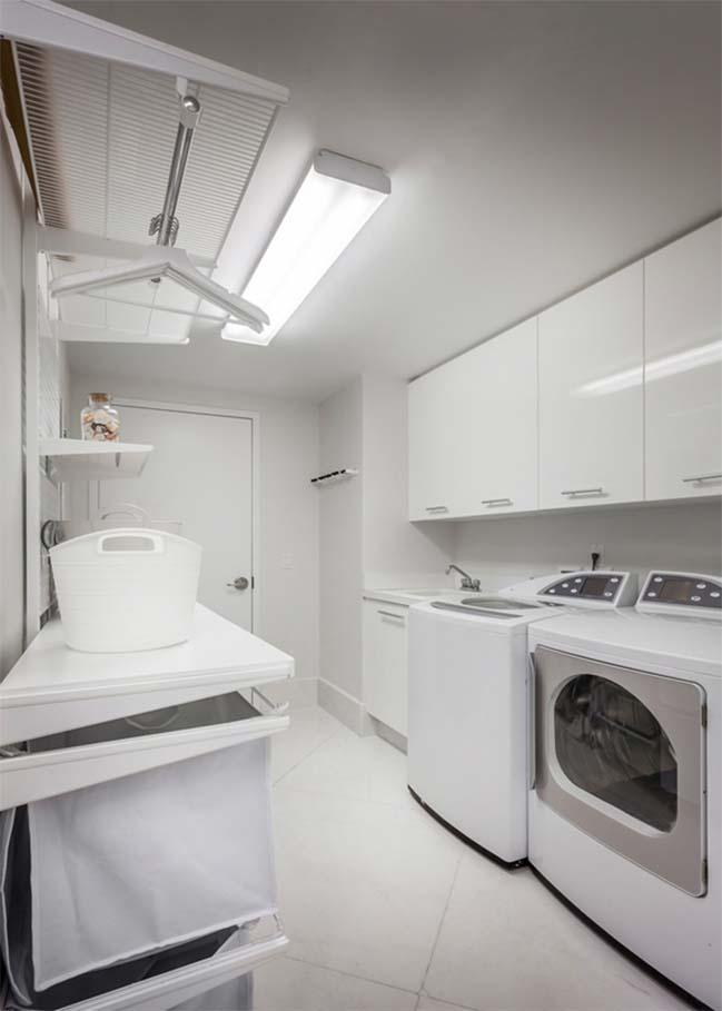 can ho penthouse voi thiet ke sang trong 15 Thiết kế kiến trúc và thiết kế nội thất sang trọng cho căn hộ penthouse