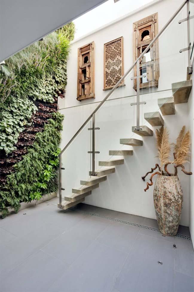 Cải tạo nhà phố đẹp với thiết kế hiện đại