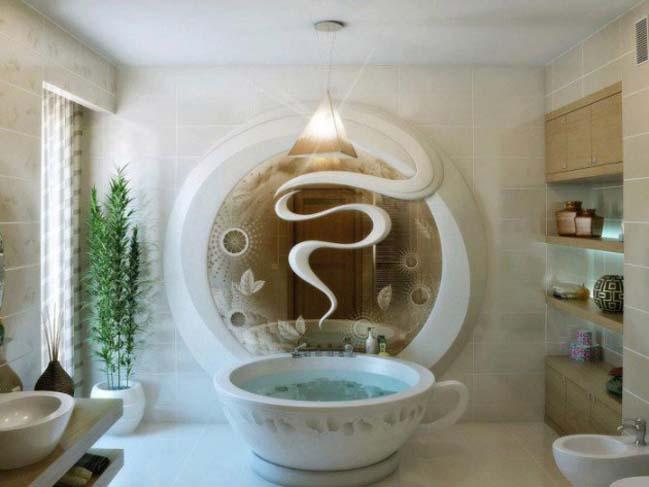thiet ke phong tam dep 01 Cùng nhìn qua những mẫu phòng tắm đẹp với cảm giác thư giãn tuyệt đỉnh