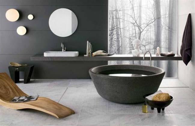 thiet ke phong tam dep 04 Cùng nhìn qua những mẫu phòng tắm đẹp với cảm giác thư giãn tuyệt đỉnh