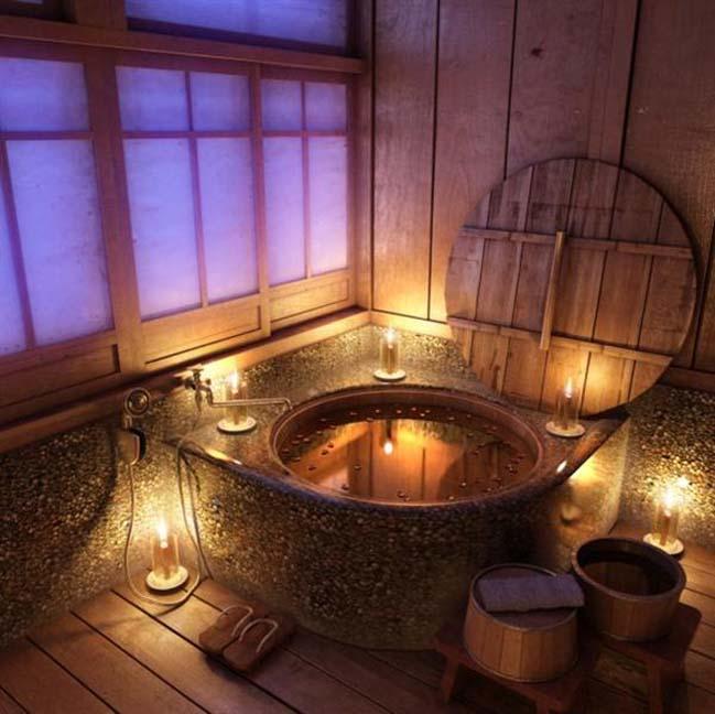 thiet ke phong tam dep 05 Cùng nhìn qua những mẫu phòng tắm đẹp với cảm giác thư giãn tuyệt đỉnh