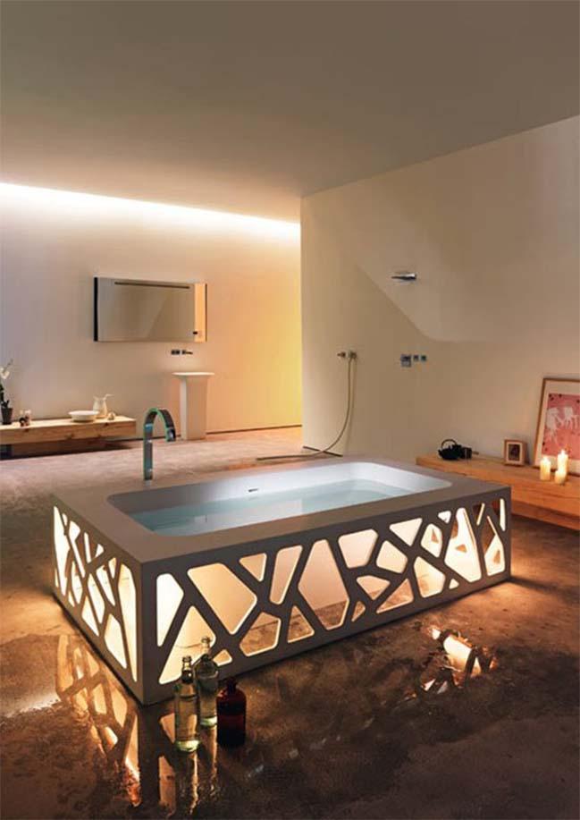 thiet ke phong tam dep 10 Cùng nhìn qua những mẫu phòng tắm đẹp với cảm giác thư giãn tuyệt đỉnh