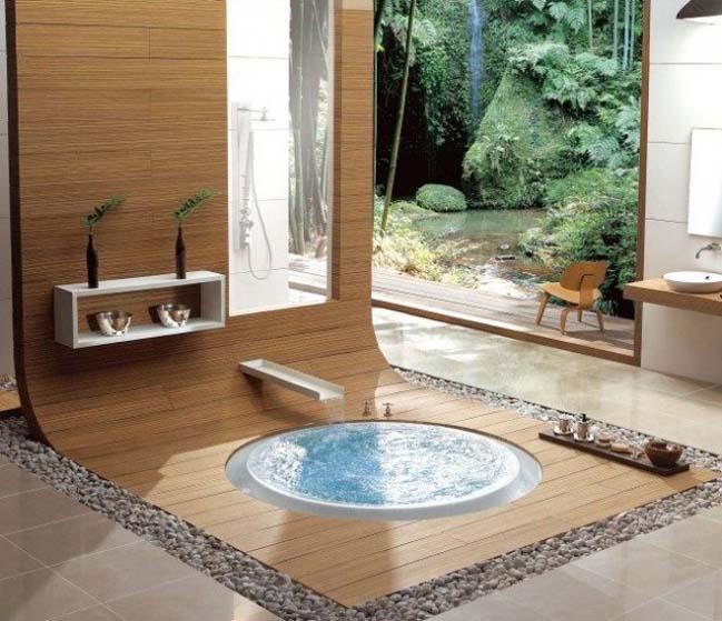 thiet ke phong tam dep 11 Cùng nhìn qua những mẫu phòng tắm đẹp với cảm giác thư giãn tuyệt đỉnh
