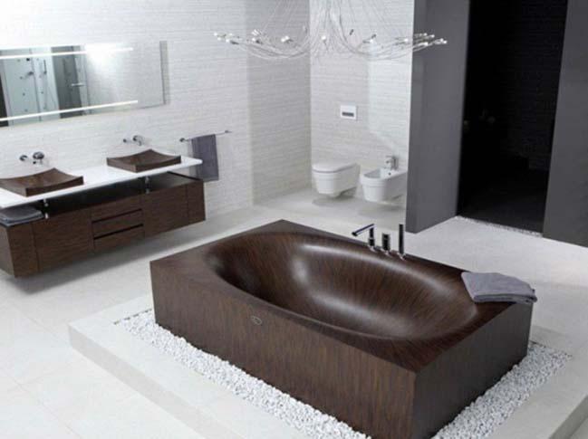 thiet ke phong tam dep 12 Cùng nhìn qua những mẫu phòng tắm đẹp với cảm giác thư giãn tuyệt đỉnh