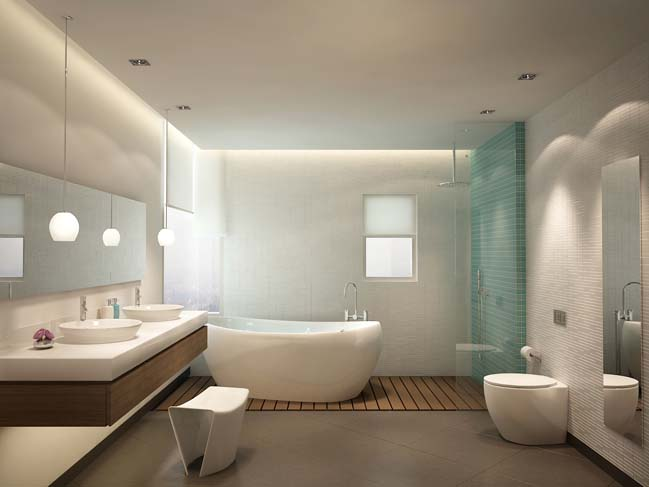 can ho penthouse tai sai gon pearl 02 Chiêm ngưỡng căn hộ penthouse cao cấp sang trọng tại Sài Gòn Pearl