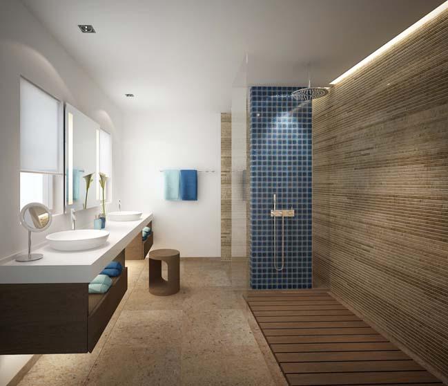 can ho penthouse tai sai gon pearl 04 Chiêm ngưỡng căn hộ penthouse cao cấp sang trọng tại Sài Gòn Pearl
