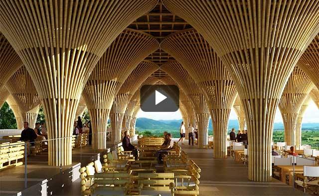 Video các công trình kiến trúc xanh của Võ Trọng Nghĩa