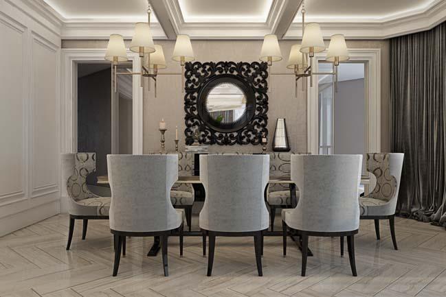 phong khach dep 06 Chiêm ngưỡng phòng khách đẹp với thiết kế đương đại sang trọng
