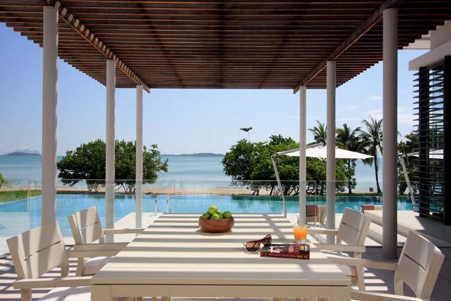 Trải nghiệm biệt thự đẹp sang trọng tại Phuket