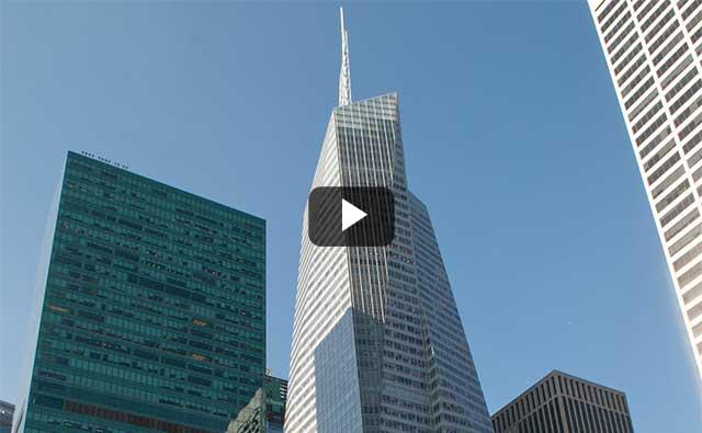 Video kiến trúc: Tòa nhà thân thiện với môi trường nhất hành tinh