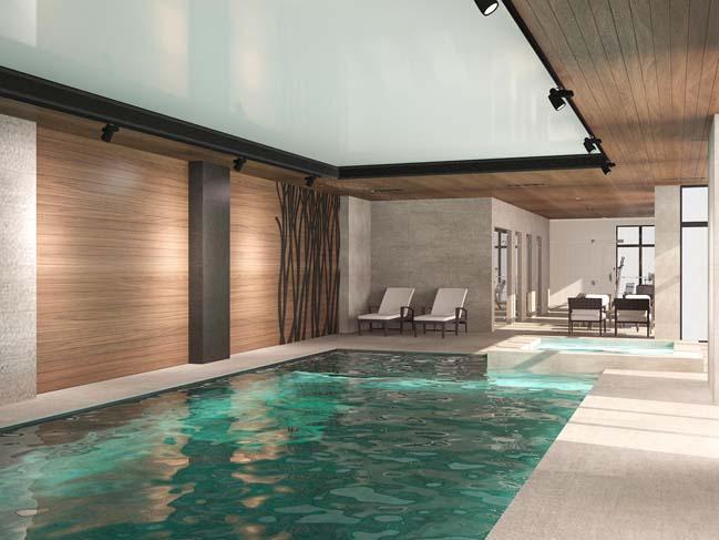nha dep 04 Thiết kế nhà đẹp với kiến trúc phong cách đương đại sang trọng