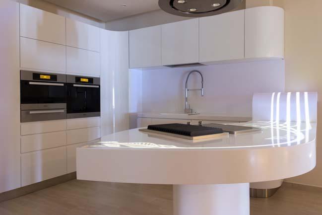 g i thi t k nh b p p l y c m h ng t thi n nhi n v n m ng v n m ng phong th y xem. Black Bedroom Furniture Sets. Home Design Ideas
