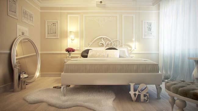 12 mẫu phòng ngủ đẹp khiến bạn phải mê mẩn