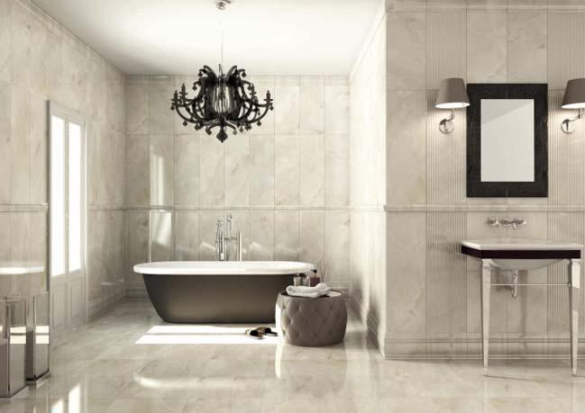 phong tam dep 01 Cùng nhìn qua 15 mẫu phòng tắm đẹp với đá hoa cương sang trọng