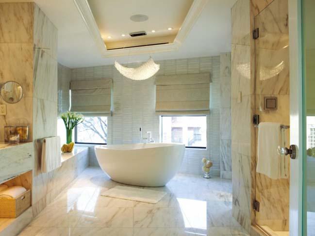 phong tam dep 04 Cùng nhìn qua 15 mẫu phòng tắm đẹp với đá hoa cương sang trọng