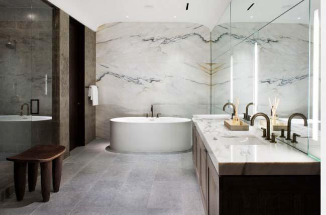 phong tam dep 13 Cùng nhìn qua 15 mẫu phòng tắm đẹp với đá hoa cương sang trọng