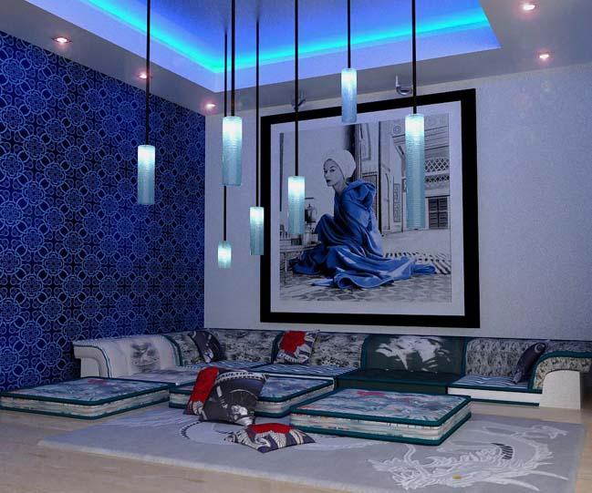 biet thu dep 01 Tham quan căn biệt thự sang trọng với nội thất đẹp mê hồn