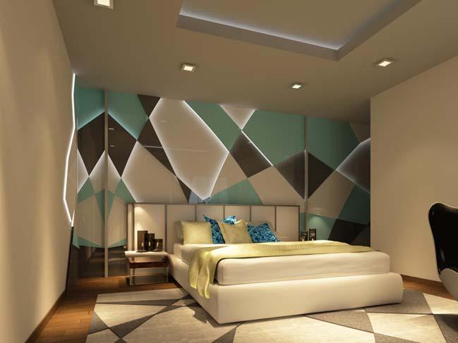 biet thu dep 03 Tham quan căn biệt thự sang trọng với nội thất đẹp mê hồn