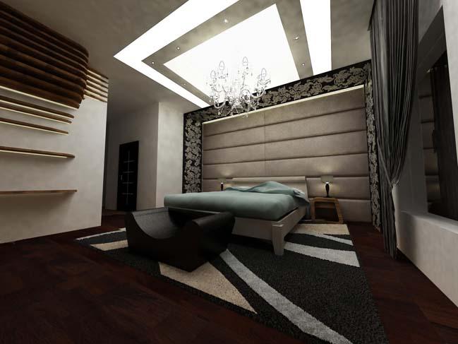 biet thu dep 04 Tham quan căn biệt thự sang trọng với nội thất đẹp mê hồn