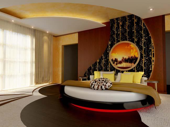 biet thu dep 10 Tham quan căn biệt thự sang trọng với nội thất đẹp mê hồn