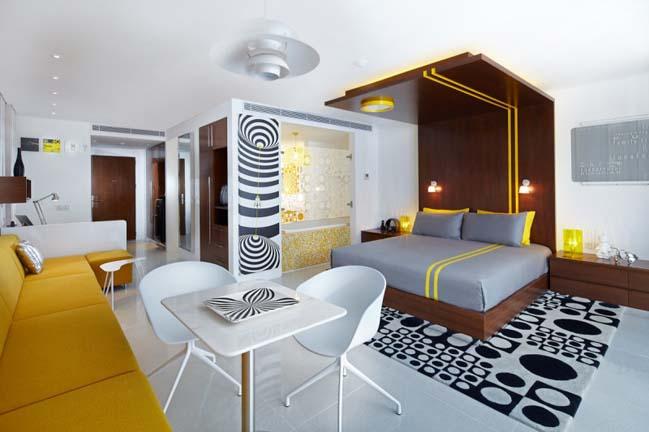 Tô điểm phòng ngủ với thiết kế headboard độc đáo