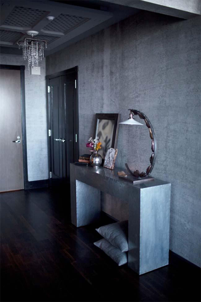 Thiết kế căn hộ với phong cách Gothic sang trọng