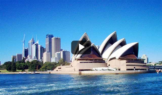 Video kiến trúc: Nhà hát Opera Sydney
