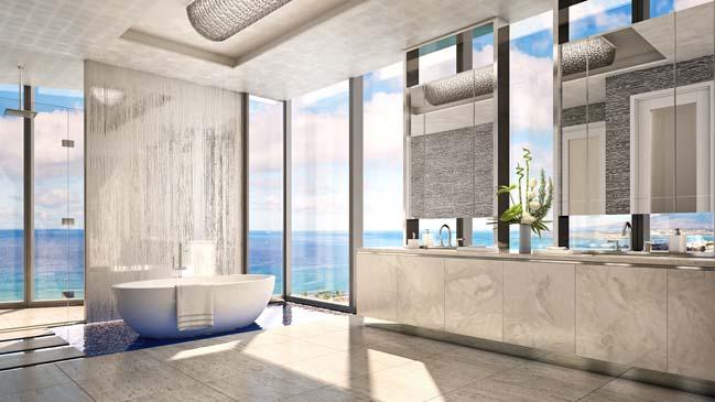 Mê mẩn với thiết kế penthouse sang trọng