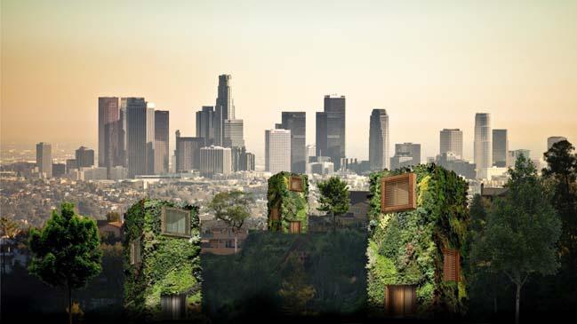 Oas1s - Kiến trúc xanh cho đô thị tương lai