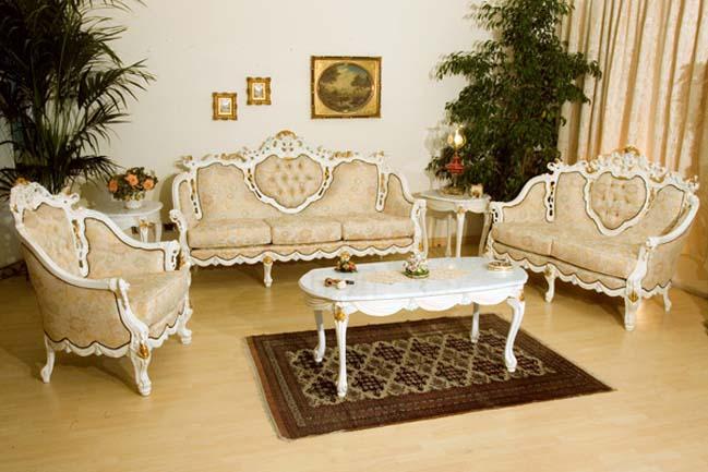 Những mẫu phòng khách đẹp với thiết kế cổ điển