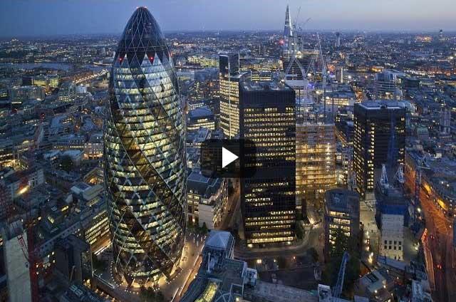 Video kiến trúc: Khám phá thành phố Luân Đôn