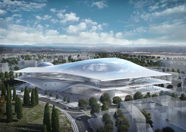 Chiêm ngưỡng kiến trúc đoạt giải cho diễn đàn Australia