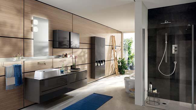 10 mẫu thiết kế nội thất phòng tắm sang trọng của Scavolini