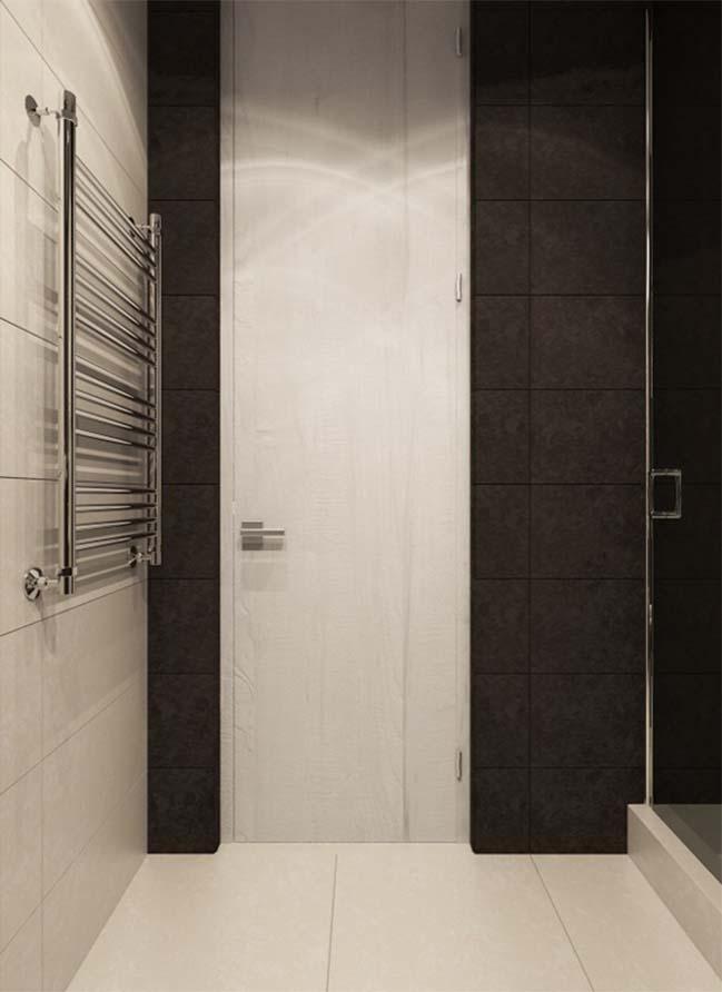 thiet ke noi that can ho 19 Tham quan căn hộ với thiết kế nội thất đương đại ấm cúng