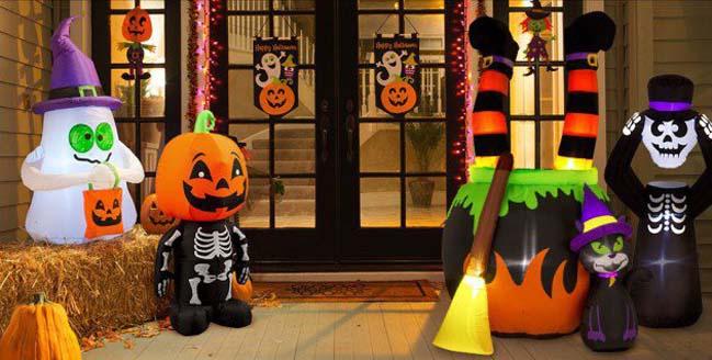 DIY: 15 ý tưởng trang trí cho mùa Halloween