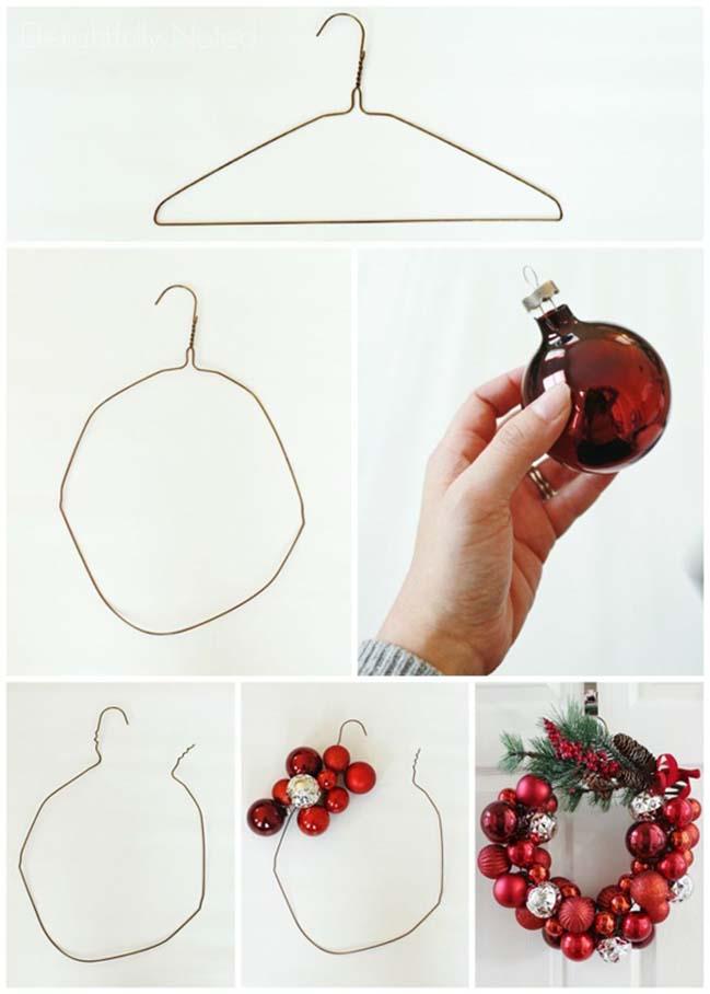 DIY: Biến những chiếc móc áo thành những đồ dùng hữu ích