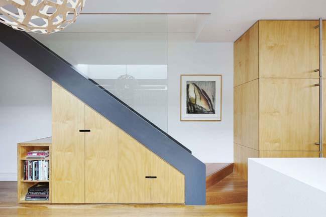 nha dep 10 Cải tạo ngôi nhà cũ thành không gian hiện đại tươi sáng