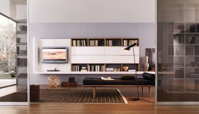 10 mẫu phòng khách đẹp với những chiếc kê hiện đại