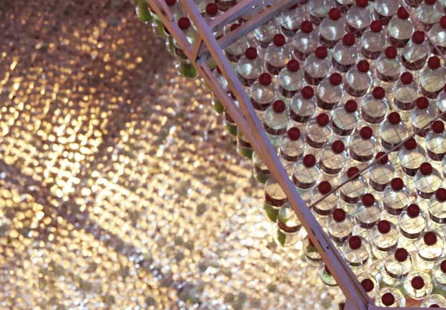 thiet ke kien truc 10 Kiệt tác thiết kế kiến trúc với hơn 17.000 chai nước ngọt