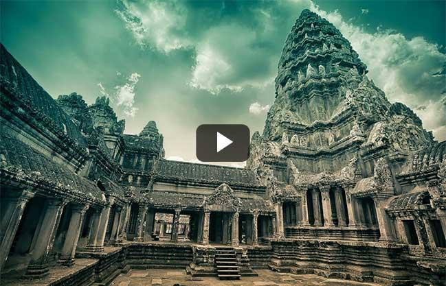 Bí ẩn kiến trúc Angkor Wat