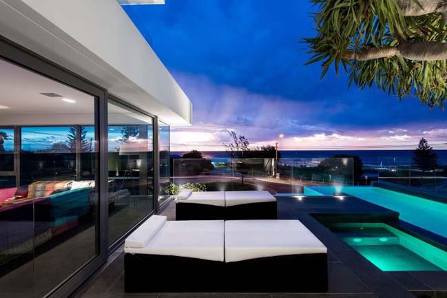 biet thu dep 12 Cùng nhìn qua biệt thự đẹp với 180 độ cảnh biển